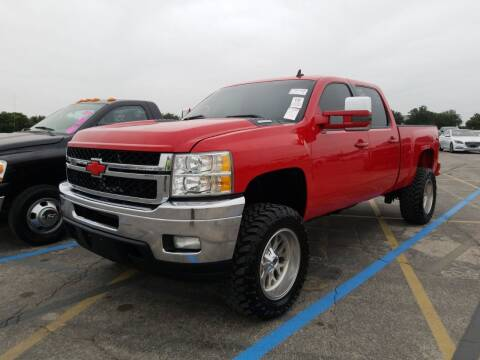 2011 Chevrolet Silverado 2500HD for sale at Gator Truck Center of Ocala in Ocala FL