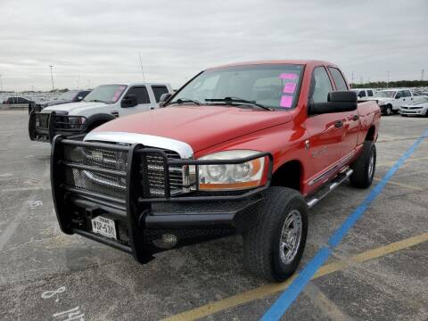 2006 Dodge Ram Pickup 2500 for sale at Gator Truck Center of Ocala in Ocala FL
