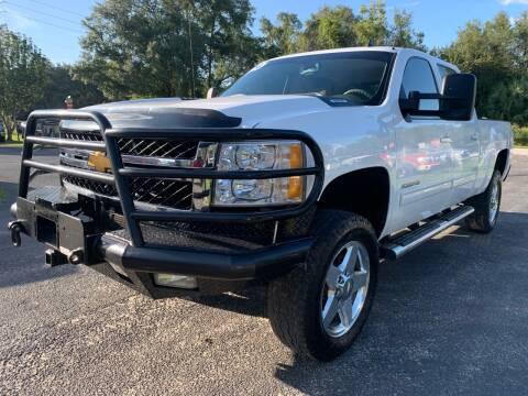 2014 Chevrolet Silverado 2500HD for sale at Gator Truck Center of Ocala in Ocala FL