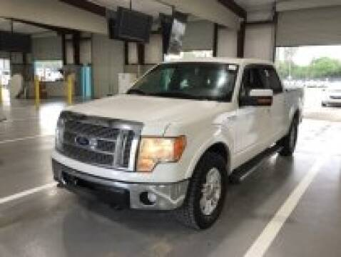 2012 Ford F-150 for sale at Gator Truck Center of Ocala in Ocala FL