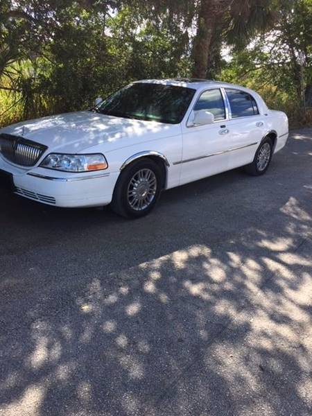 2006 Lincoln Town Car Signature Limited 4dr Sedan In Melbourne Fl