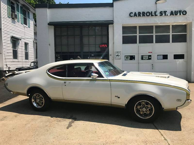 1969 Oldsmobile 442 Hurst Recreation - Manchester NH