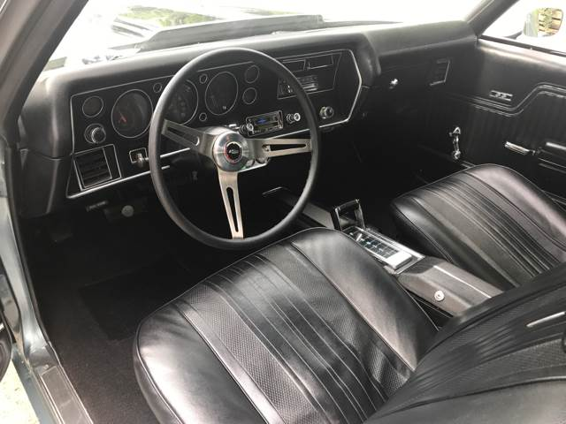 1970 Chevrolet Chevelle SS 454 - Manchester NH