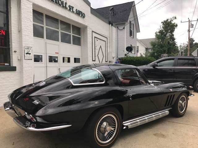 1966 Chevrolet Corvette NCRS Top Flight 2006  L-79 , 4 spd , 3.70 axle - Manchester NH
