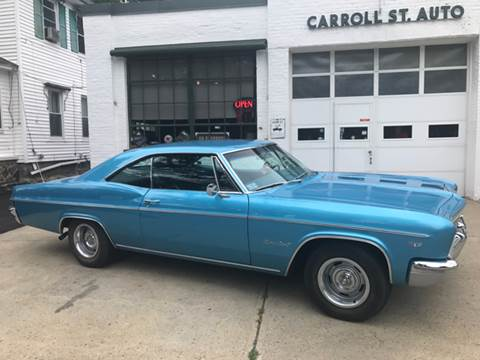 1966 Chevrolet Impala for sale in Manchester, NH