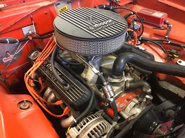 1970 Dodge Dart 340 performance, T/A heads,  MSD 6AL - Manchester NH