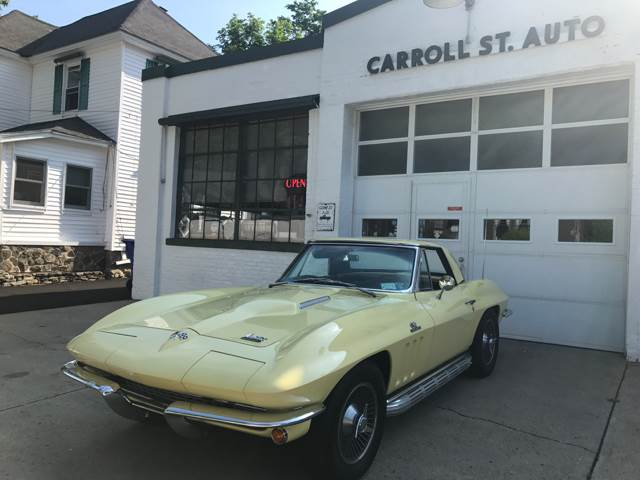 1966 Chevrolet Corvette 427/425 Hp, 4speed  with owner history - Manchester NH
