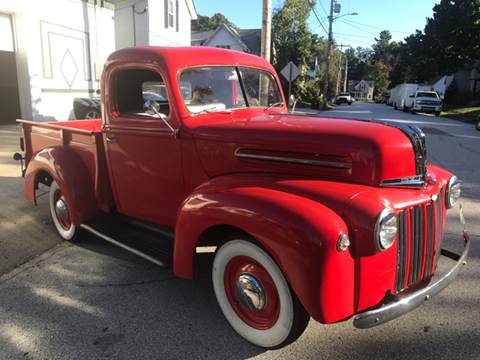 1947 Ford F-100 for sale in Manchester, NH