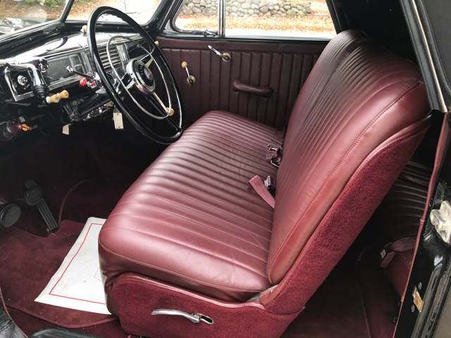 1947 plymouth special deluxe convertible complete frame off restoration glide into summer in. Black Bedroom Furniture Sets. Home Design Ideas