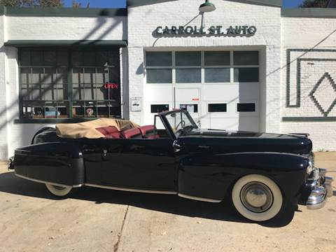 1947 Lincoln Continental for sale in Manchester, NH