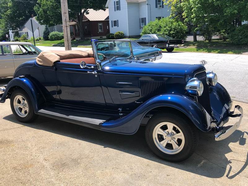 1934 Plymouth Pe Cabriolet Updated photos of this 1934
