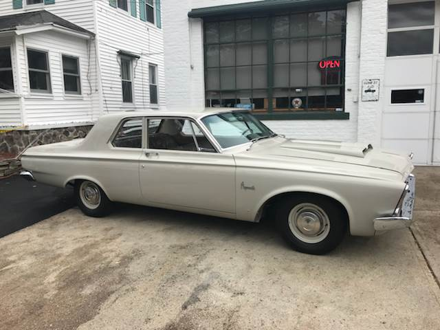 1963 Plymouth Savoy 426 Max Wedge Lightweight In Manchester Nh