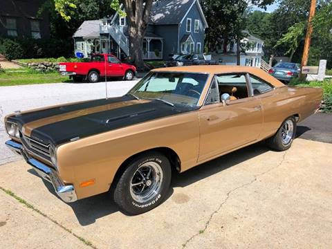 1969 Plymouth Roadrunner for sale in Manchester, NH