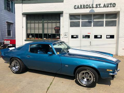 1970 Chevrolet Camaro for sale in Manchester, NH