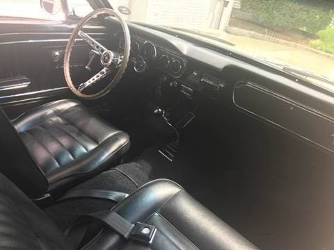 1965 Ford Mustang Rare #'s Matching Full Resto 289 K-Code In