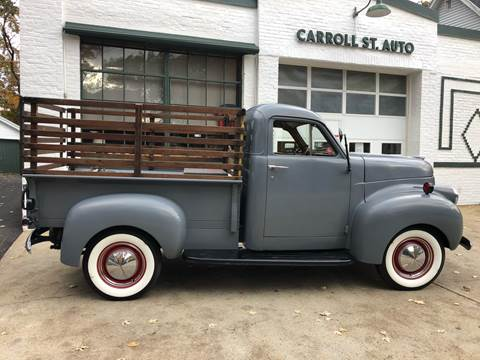 1948 Studebaker M5  Pickup for sale in Manchester, NH