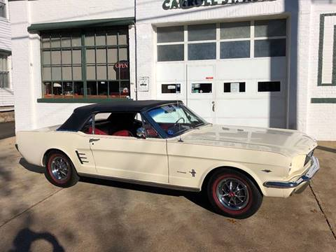 1966 Ford Mustang  Convertible for sale in Manchester, NH