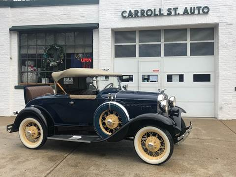 1931 Ford Model A for sale in Manchester, NH