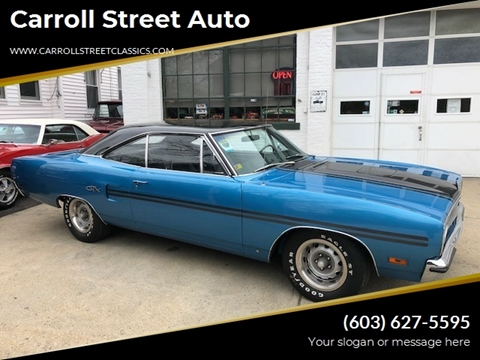 Used Plymouth Gtx For Sale In Shelby Nc Carsforsalecom