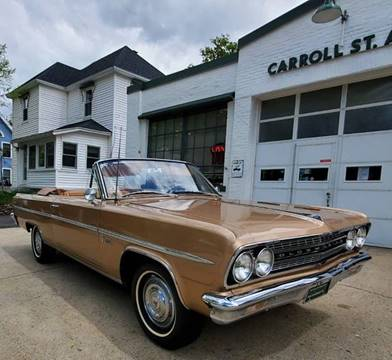 1963 Oldsmobile Cutlass for sale in Manchester, NH
