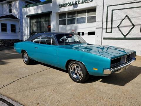 Dodge Charger Rt For Sale >> Used 1969 Dodge Charger For Sale Carsforsale Com