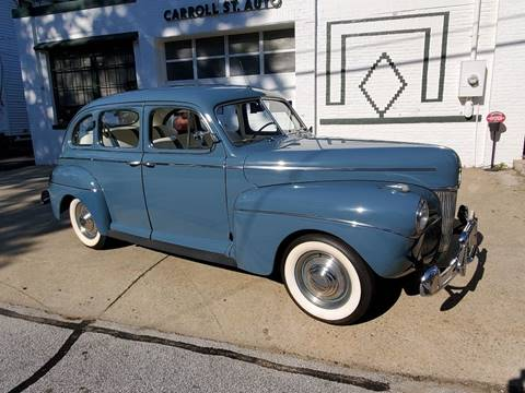 1941 Ford Super Deluxe for sale in Manchester, NH