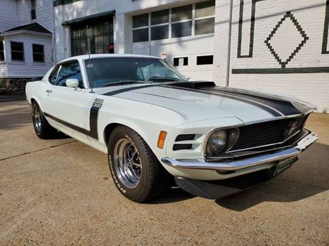 1970 Ford Mustang Boss 302 for sale in Manchester, NH