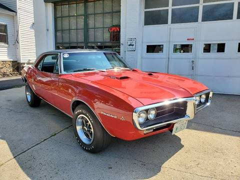 1967 Pontiac Firebird for sale in Manchester, NH