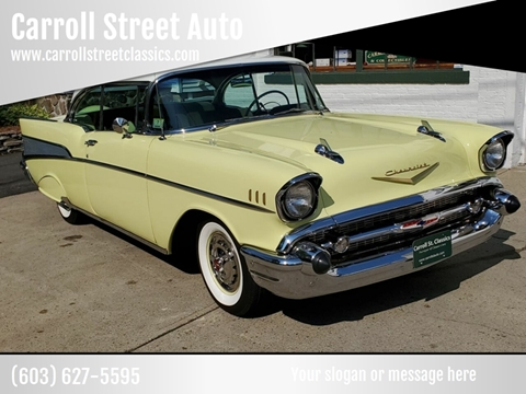 Cars For Sale in Manchester, NH - Carroll Street Auto