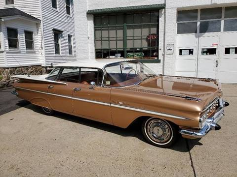 1959 Chevrolet Bel Air for sale in Manchester, NH