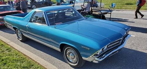 1969 Chevrolet El Camino for sale in Manchester, NH