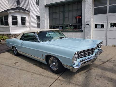 1967 Ford Galaxie 500 for sale in Manchester, NH
