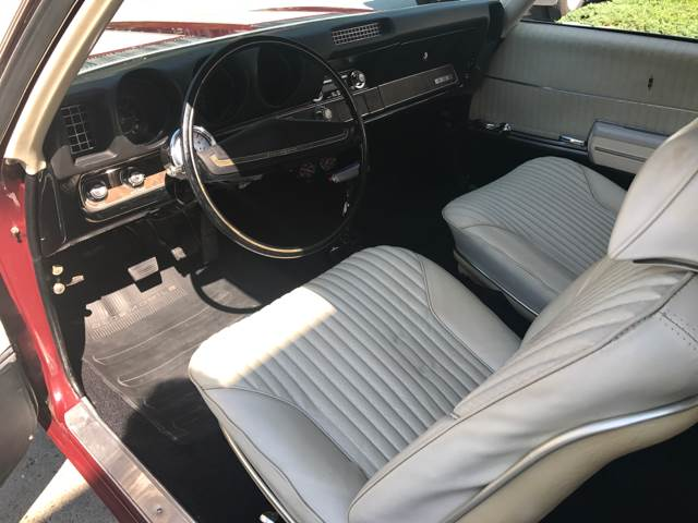 1969 Oldsmobile 442 RARE W-30 option with 6,000 actual miles - Manchester NH