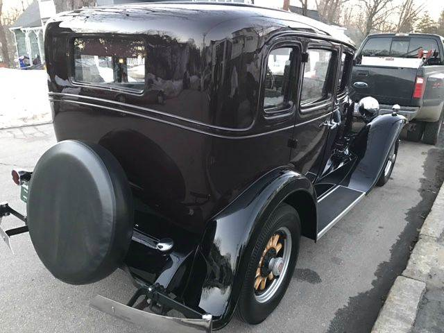 1931 REO Flying Cloud  - Manchester NH