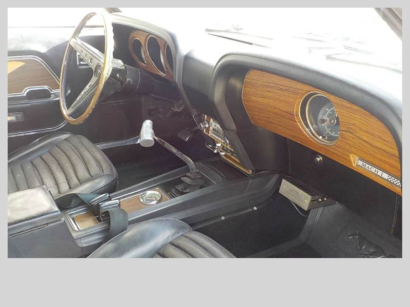 1969 Ford Mustang Mach 1 - Manchester NH