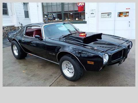 Pontiac Firebird For Sale in New Hampshire  Carsforsalecom
