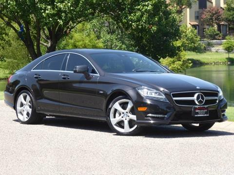 2012 Mercedes-Benz CLS for sale in Farmers Branch, TX