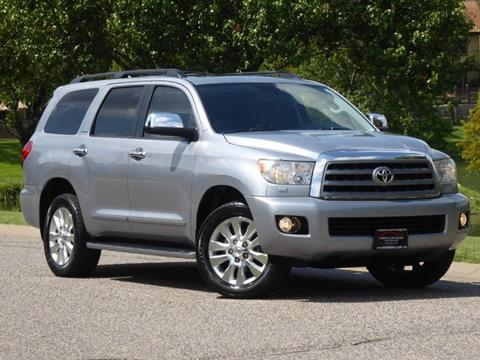 2012 Toyota Sequoia for sale in Farmers Branch, TX