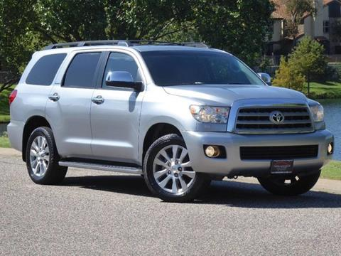 2011 Toyota Sequoia for sale in Farmers Branch, TX
