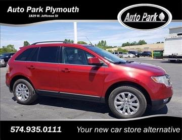2009 Ford Edge for sale in Plymouth, IN