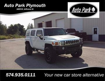 2006 HUMMER H3 for sale in Plymouth, IN