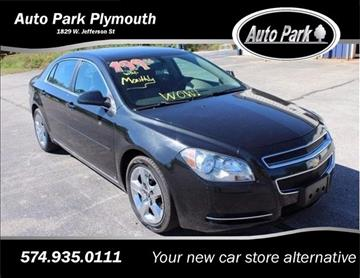 2009 Chevrolet Malibu for sale in Plymouth, IN
