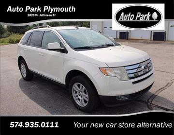 2008 Ford Edge for sale in Plymouth, IN