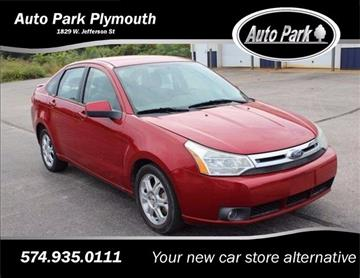2009 Ford Focus for sale in Plymouth, IN