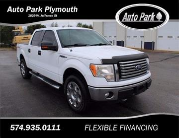 2011 Ford F-150 for sale in Plymouth, IN
