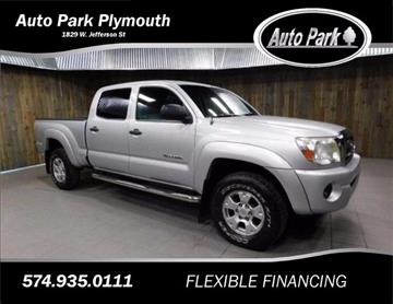 2009 Toyota Tacoma for sale in Plymouth, IN