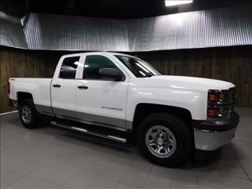 2014 Chevrolet Silverado 1500 for sale in Plymouth, IN