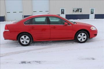 2013 Chevrolet Impala for sale in Plymouth, IN