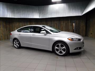 2016 Ford Fusion for sale in Plymouth, IN