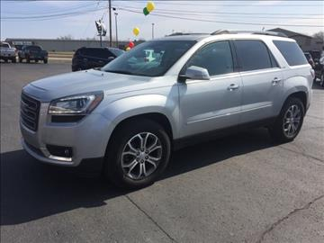 2014 GMC Acadia for sale in Plymouth, IN